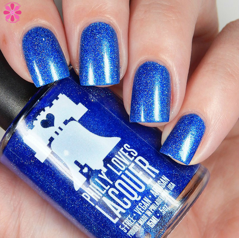 Philly Loves Lacquer Shalom Aleichem down