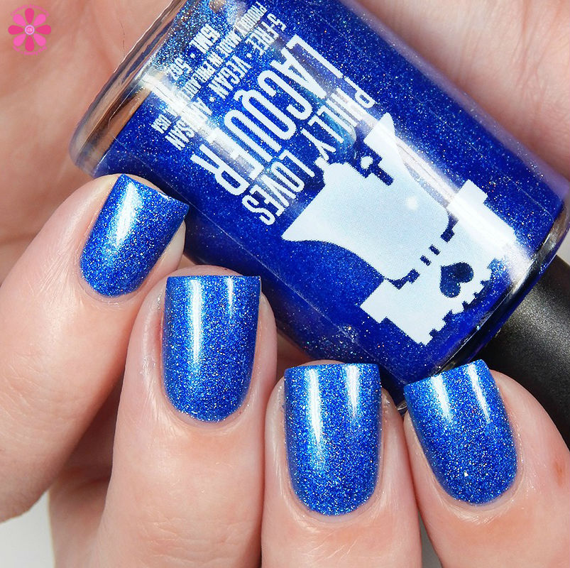 Philly Loves Lacquer Shalom Aleichem up
