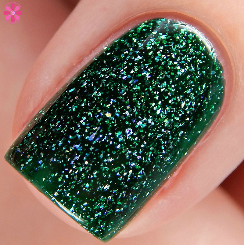 Zoya Fall 2016 Urban Grunge Metallic Holos Merida Macro