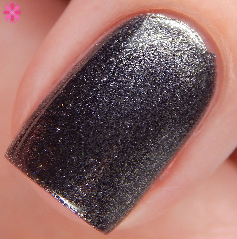 Zoya Fall 2016 Urban Grunge Metallic Holos Troy  Macro