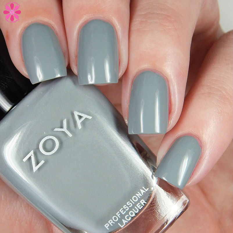 Zoya Fall 2016 Urban Grunge One Coat Creams August Down