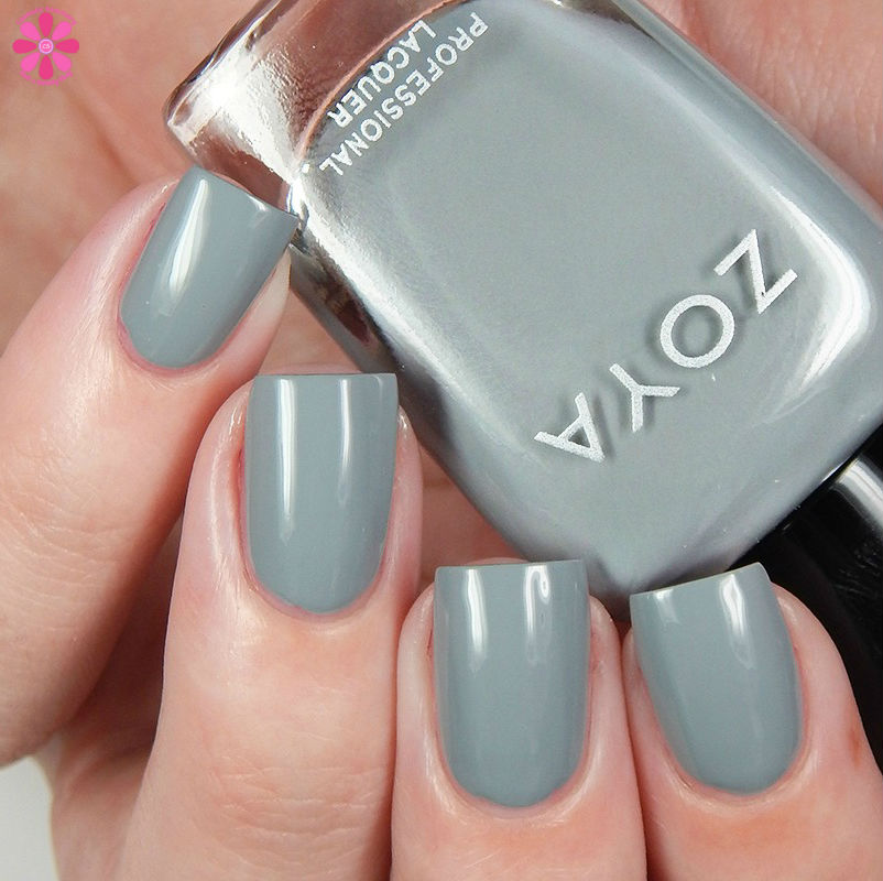 Zoya Fall 2016 Urban Grunge One Coat Creams August Up