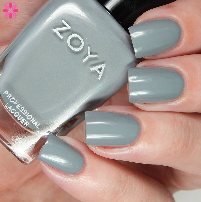 Zoya Fall 2016 Urban Grunge One Coat Creams August