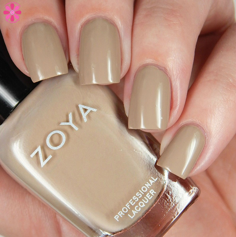 Zoya Fall 2016 Urban Grunge One Coat Creams Noah Down