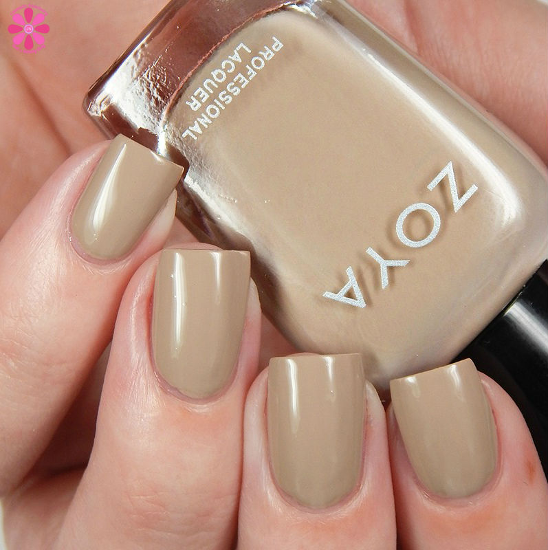 Zoya Fall 2016 Urban Grunge One Coat Creams Noah Up