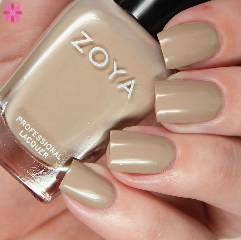 Zoya Fall 2016 Urban Grunge One Coat Creams Noah