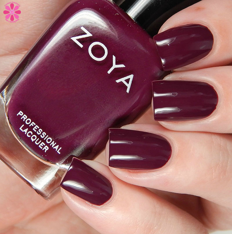 Zoya Fall 2016 Urban Grunge One Coat Creams Tara