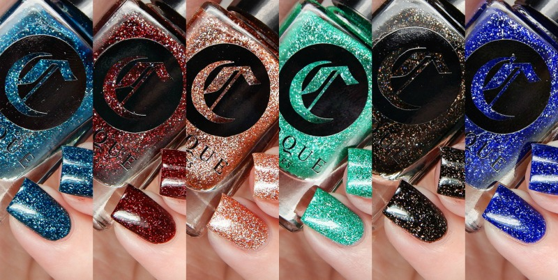 Cirque Colors Facets Collection