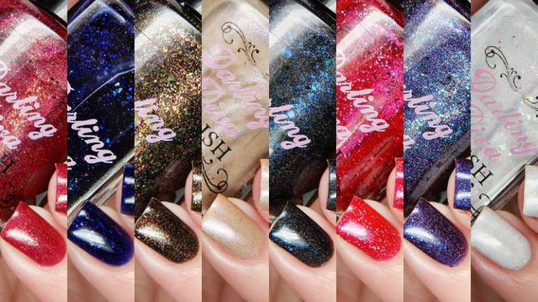 Darling Diva Polish BSC Collection