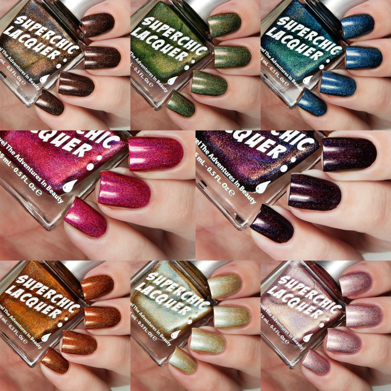 SuperChic Lacquer Urban Dictionary Collection
