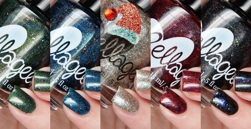 Ellagee Cozy Winter Nights Collection