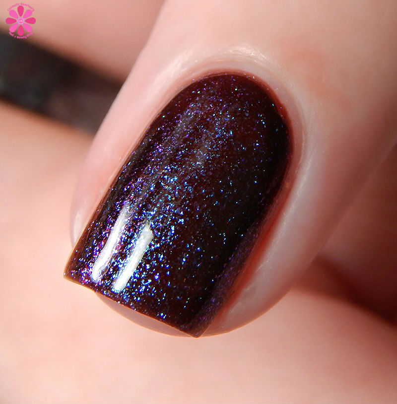 Pahlish november 2016 releases swatches and review for Deathly hallows elder wand