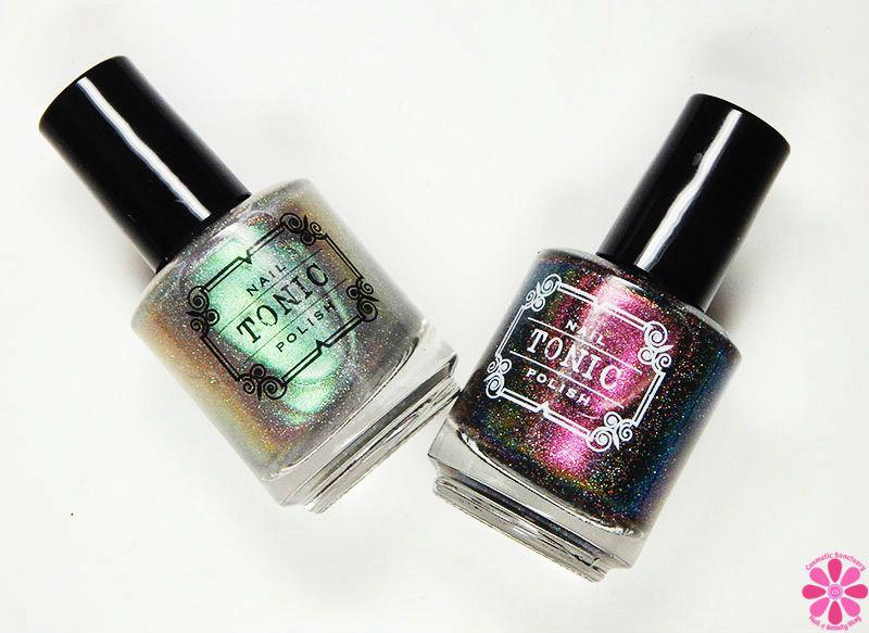 Tonic Nail Polish Exclusive Color4Nails Duo