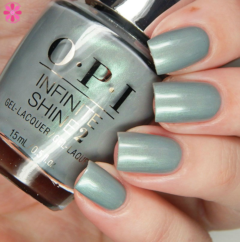 OPI Spring 2017 Fiji Collection Swatches and Review