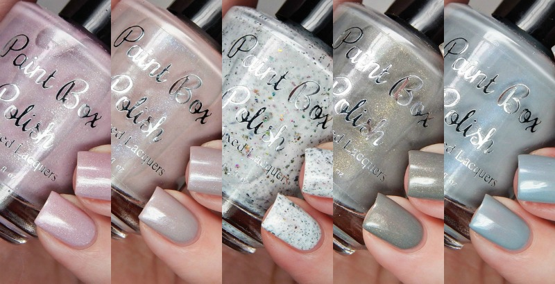Paint Box Polish All You Need Is Collection
