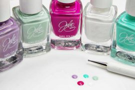 Easy Spring Flower Dotticure With Julie G