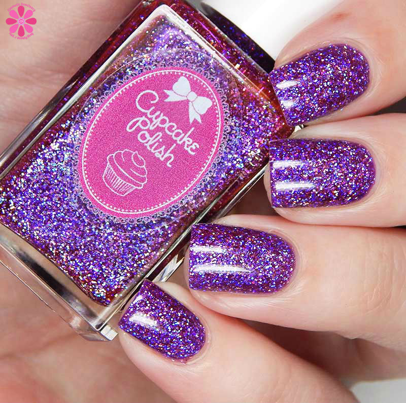 Cupcake Polish Candy Land Collection Jolly