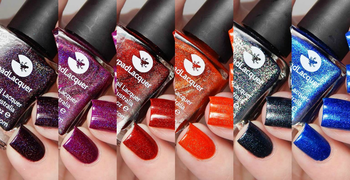 Lilypad Lacquer Restock at Color4Nails