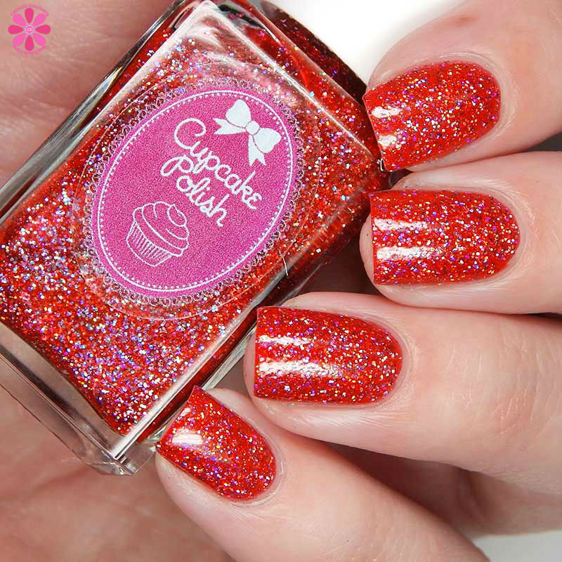 Cupcake Polish Candy Land Collection Lord Licorice