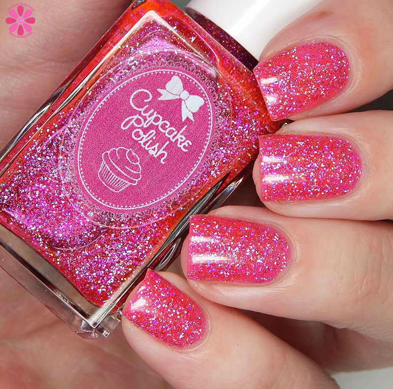 Cupcake Polish Candy Land Collection Mr Mint