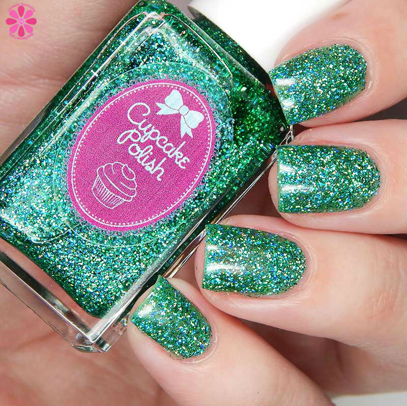 Cupcake Polish Candy Land Collection Plumpy