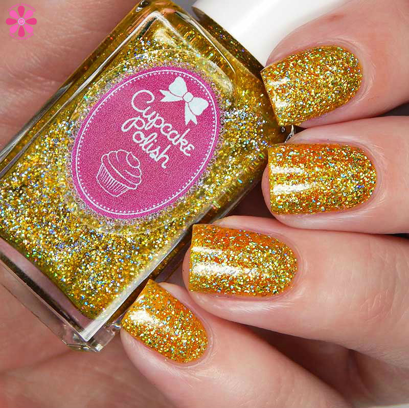 Cupcake Polish Candy Land Collection Princess Lolly