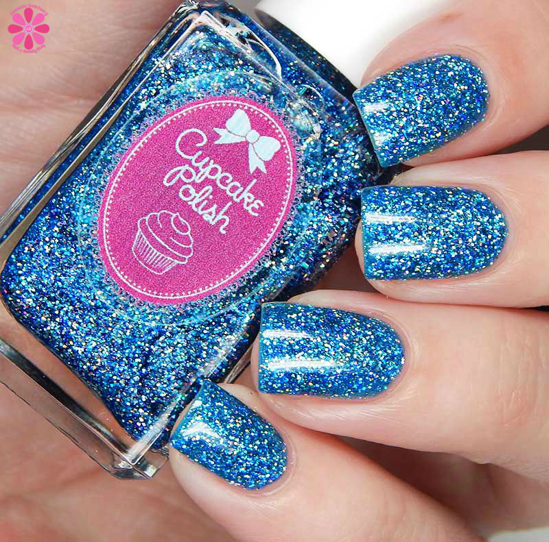 Cupcake Polish Candy Land Collection Queen Frostine
