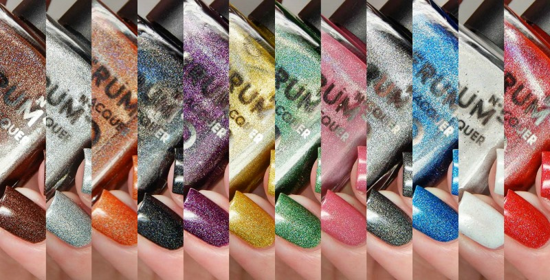 Serum No 5 Lucky Colors of the Chinese Zodiac Collection