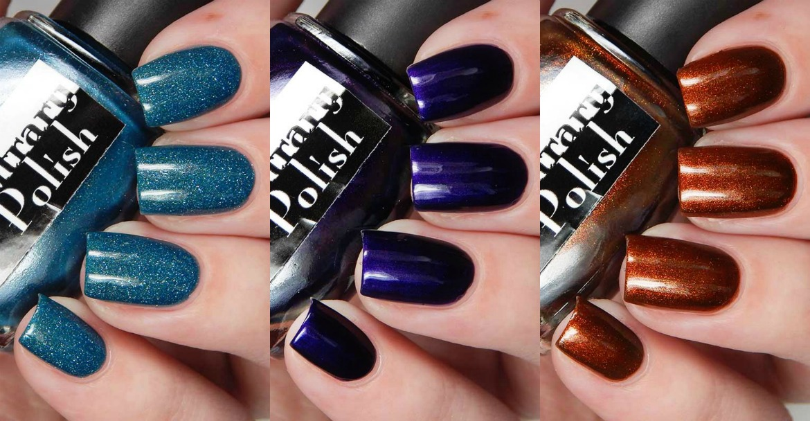 Contrary Polish New York Polish Con Limited Editions