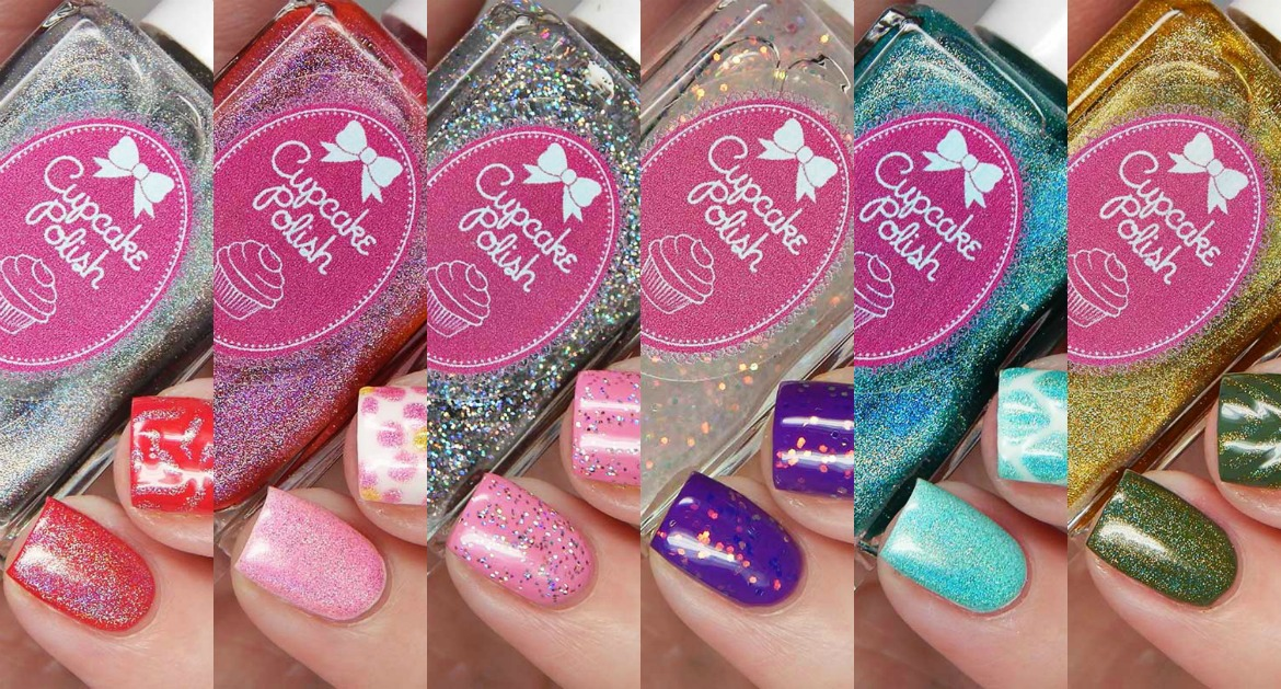 Cupcake Polish Special Effect Toppers