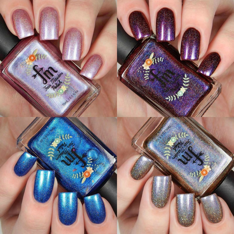 Fair Maiden Polish SATC Collection