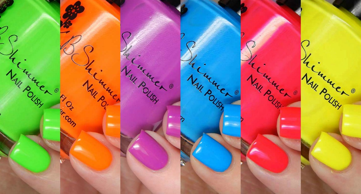 KBShimmer All The Bright Moves Collection