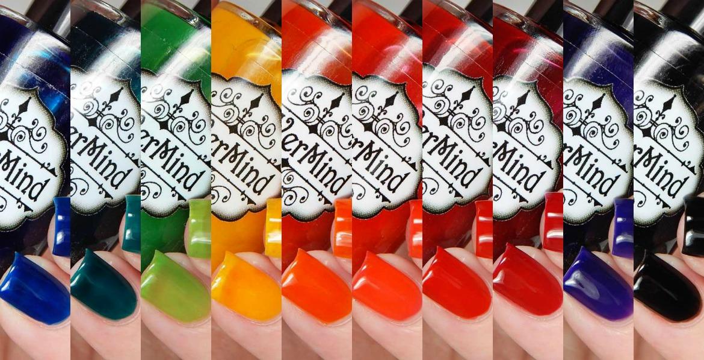 Nevermind Polish U Jelly? Collection