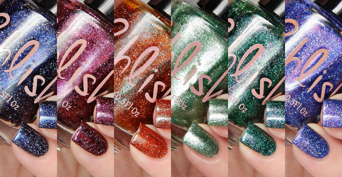Pahlish March 2017 Releases