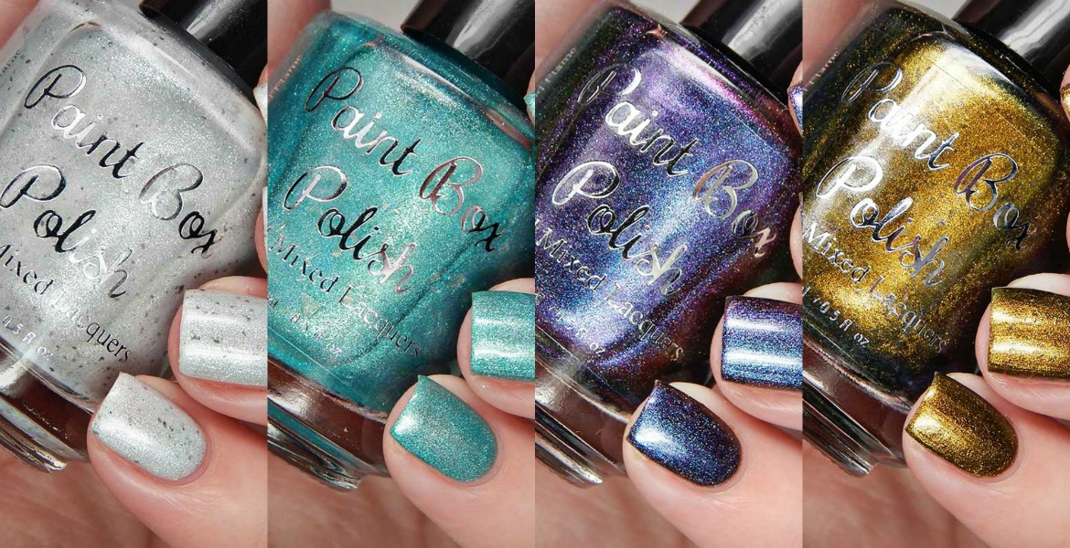 Paint Box Polish On The Hook Collection