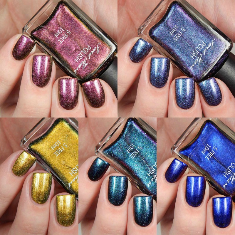 Sweet Heart Polish Magical Memories Collection