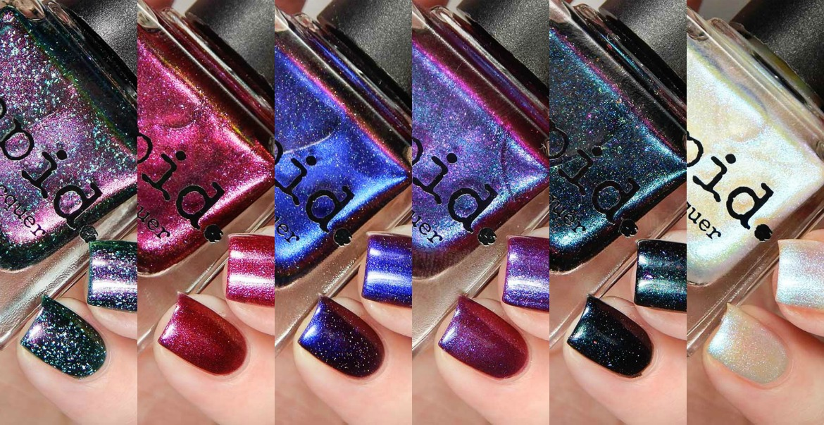 Vapid Lacquer Curiouser & Curiouser Collection