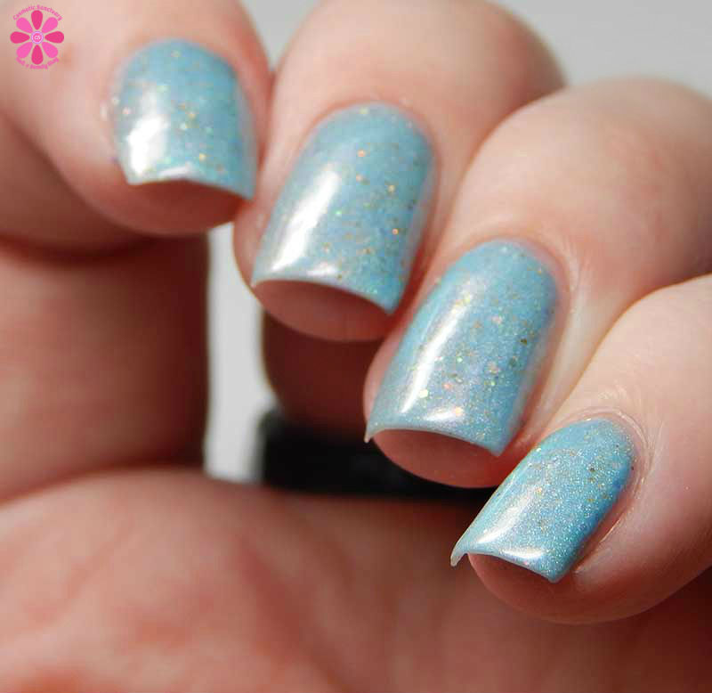 Fair Maiden Polish Welcome To New York Swatches and Review