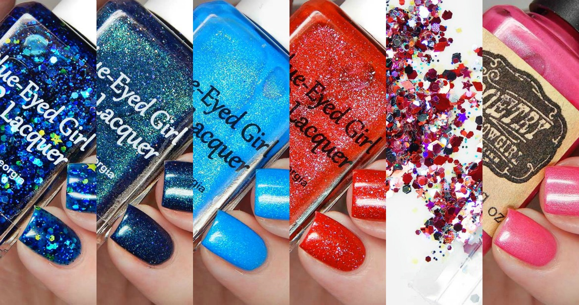 Blue Eyed Girl Lacquer May 2017 Releases