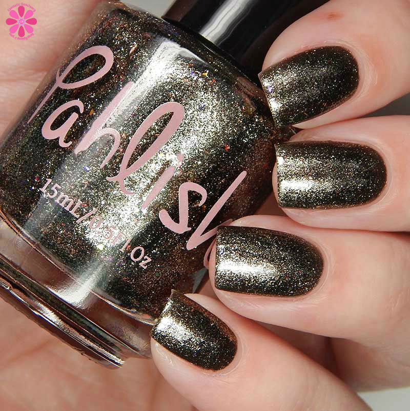 Pahlish May 2017 Releases Don't Blink
