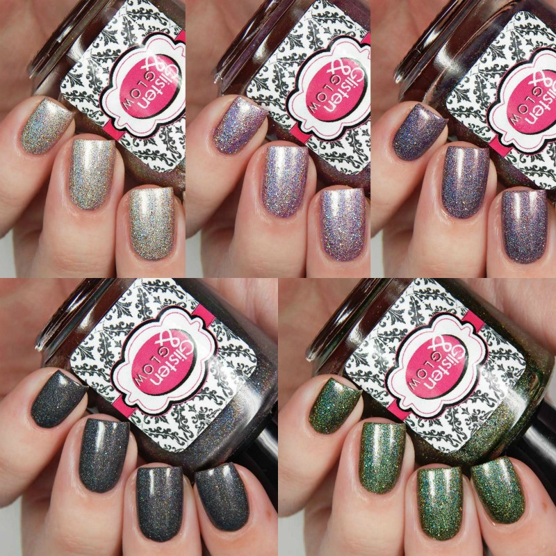 Glisten & Glow The 5 Boroughs Collection Swatches and Review