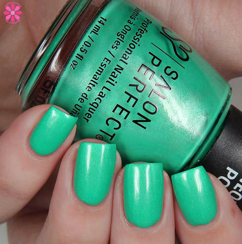 Salon Perfect Neon Pop Summer 2017 Gone Sailing up - Cosmetic Sanctuary