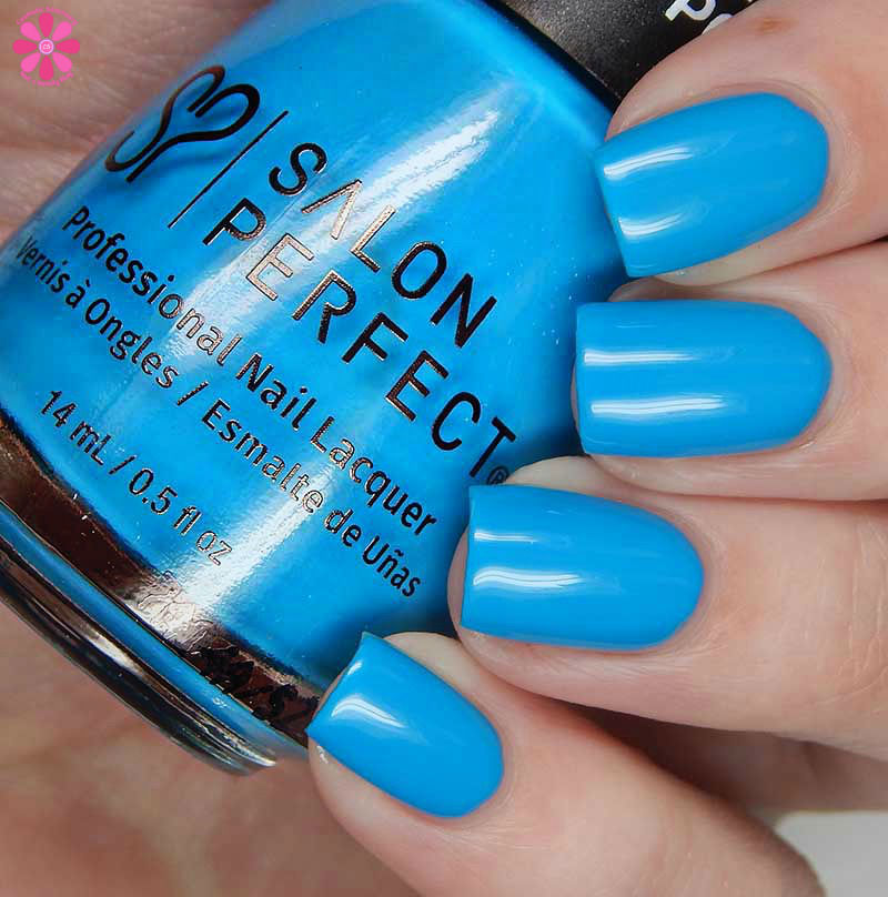 Salon Perfect Neon POP Summer 2017 Collection Swatches and Review