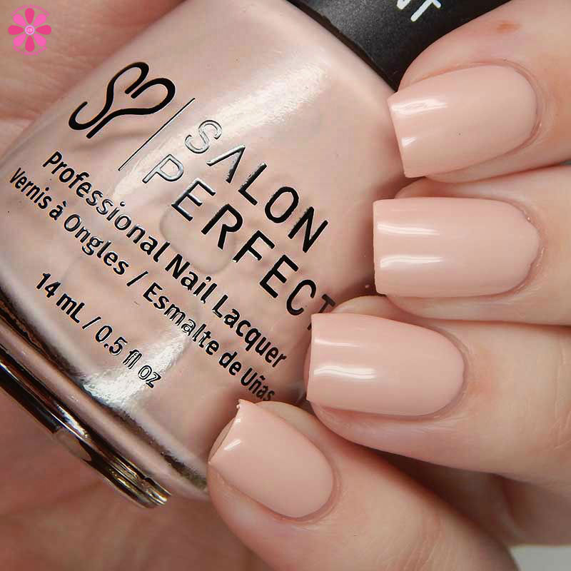 Salon Perfect Naked Nutrients Collection Swatches and Review
