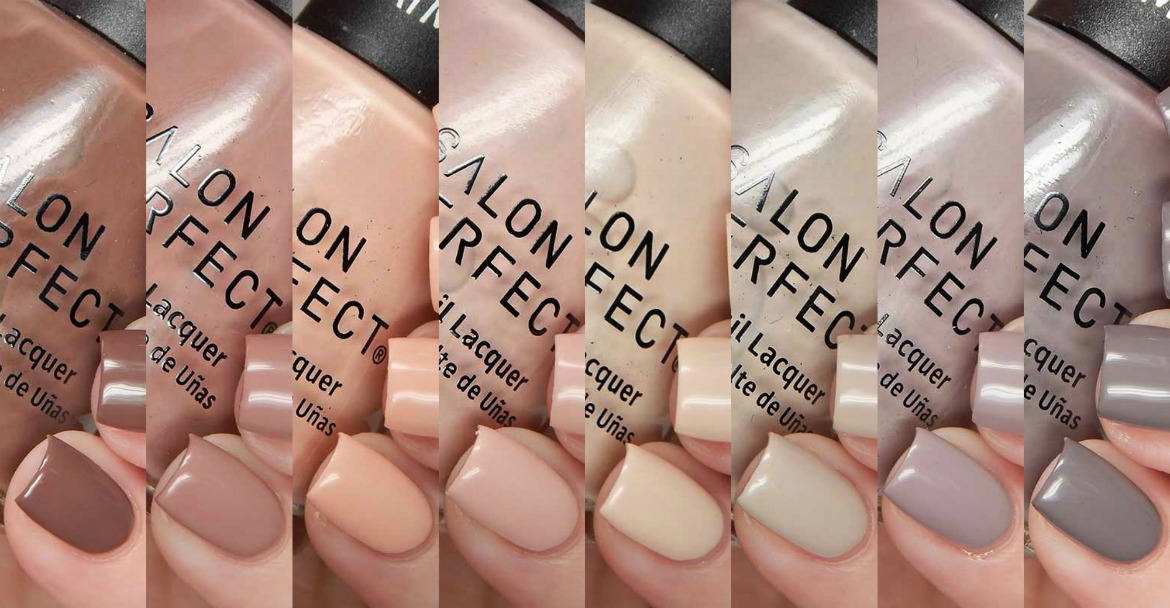 Salon Perfect Naked Nutrients Collection
