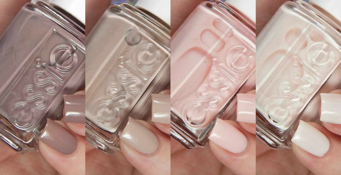 Essie Treat Love & Color New Shades Swatches and Review