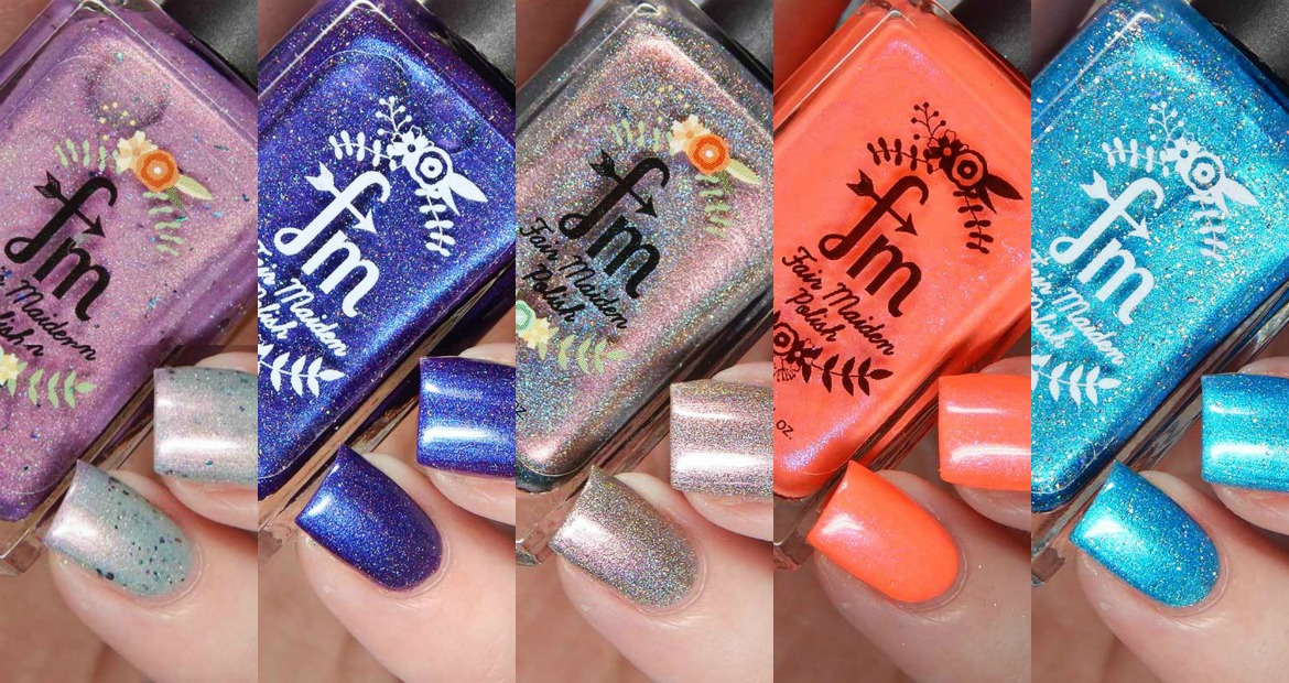 Fair Maiden Polish 80's Summer Songs Collection