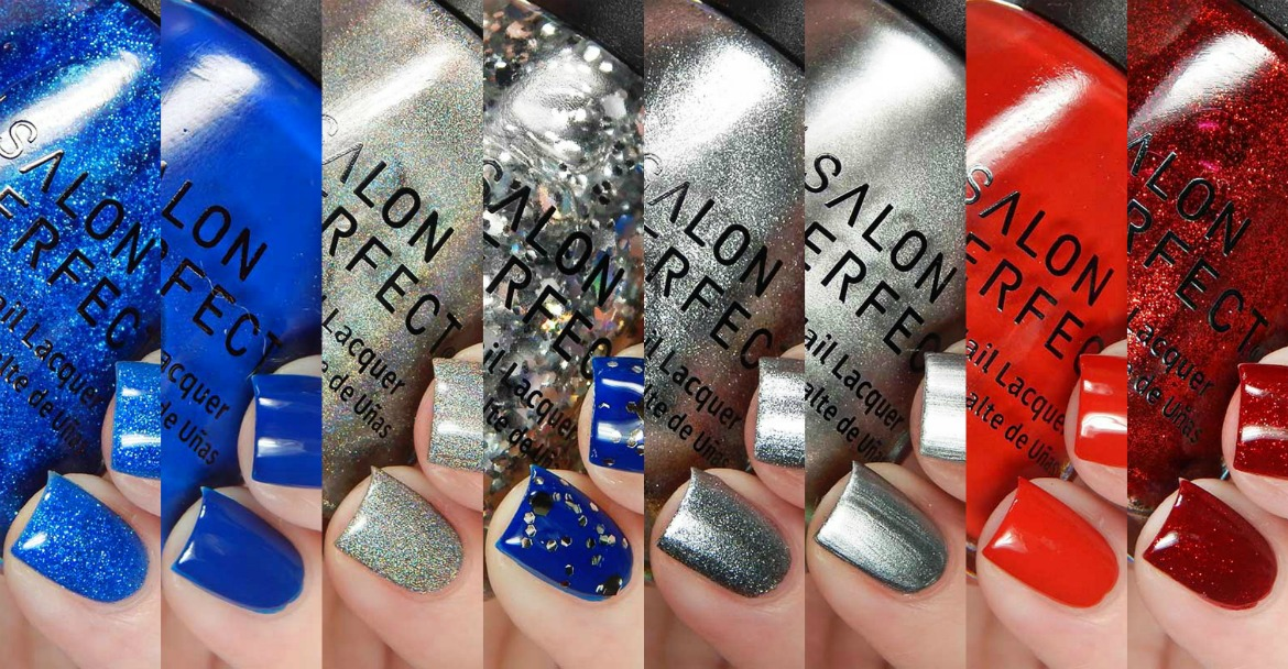 Salon Perfect Light Up The Sky Collection
