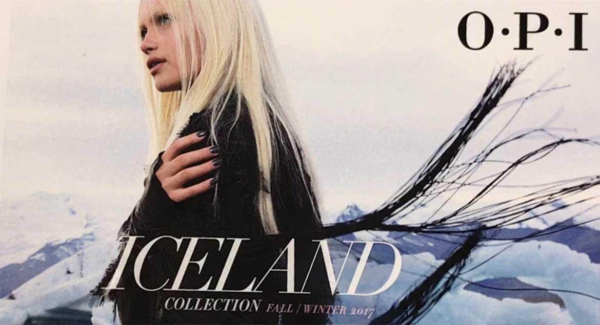 OPI Fall 2017 Iceland Collection Giveaway
