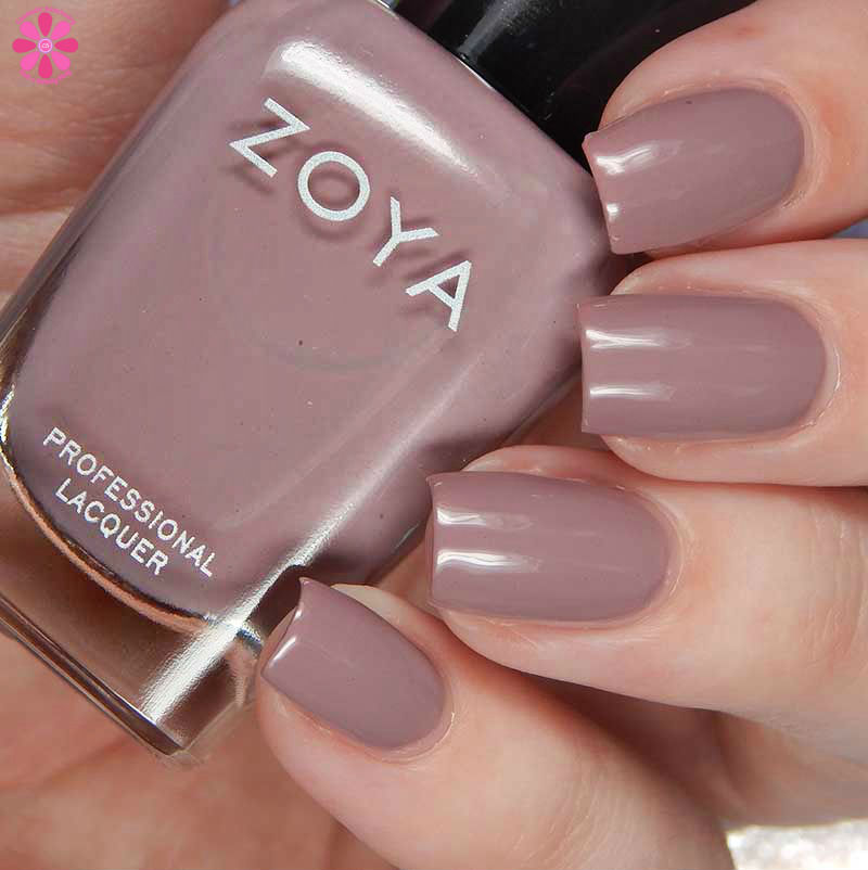 Zoya Fall 2017 Sophisticates Collection Swatches and Review